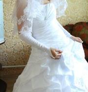 свадебное платье от счасливой жены