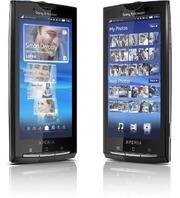 Sony Ericsson X10 New,  2 сим,  ТВ, 2 камеры. Гарантия 36 мес.