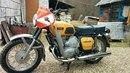 мотоцикл ИЖ-планета 4 1986 г. 350кб. отличное состояние, 6млн