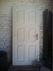 Распродажа дверей  межкомнатных,  входных,  металлических. Б/у