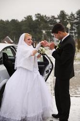Свадебное платье Чисть